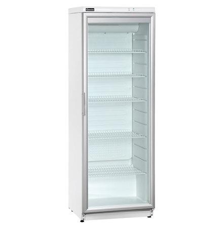 Kylskåp med glasdörr, 320 L, Bartscher