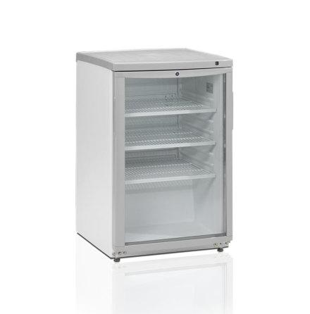 Kylskåp 92 L med glasdörr BC85, Tefcold