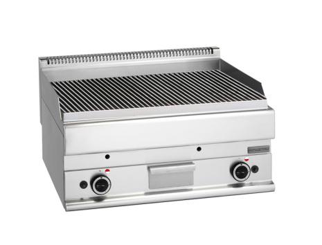 Grill gas bänkmodell 15 kW 700x650x280 mm