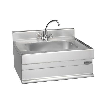Avställning inkl. vask blandare 700x650x280 mm