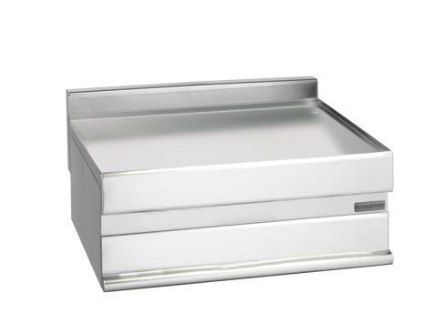 Avställning bänkmodell med draglåda 2/1 GN 700x650x280 mm