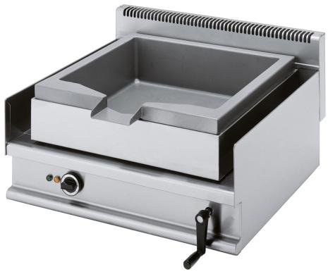 Stekhäll el tippbar 30 liter 6.3 kW 700x650x280 mm