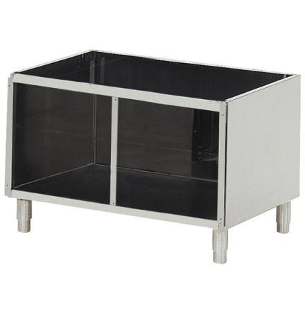 Underskåp öppet för enheter 650 dim. 1100x540x570 mm