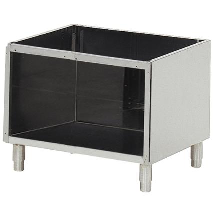 Underskåp öppet för bänk enheter 650 dim.700x540x570 mm