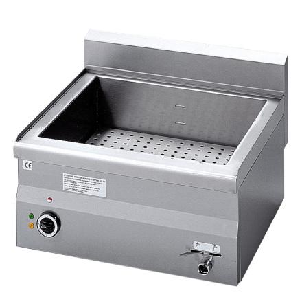 Vattenbad el bänkmodell 3 kW dim. 600x600x280 mm