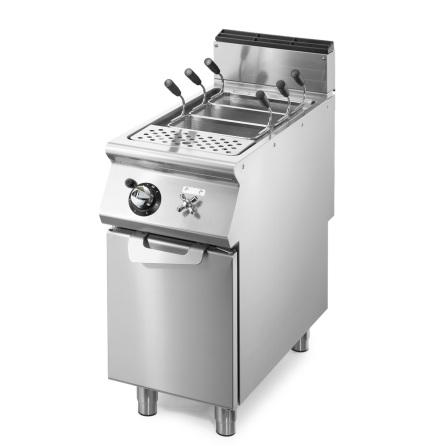 Pastakokare gas GN 1/1 brunn kapacitet 1 x 40 liter dim. 400x900x870 mm