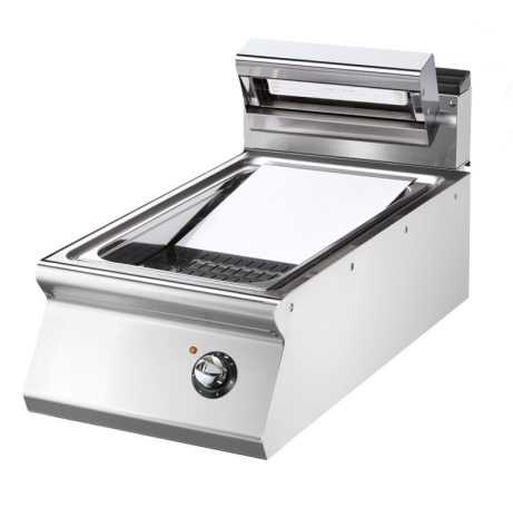 Mat/pommes värmeri el bänkmodell GN 1/1 dim. 400x900x250 mm