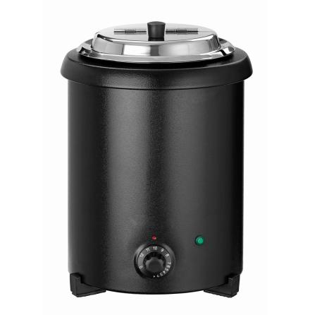 Bartscher soppvärmare 5,4 liter svart 255x267x385 mm