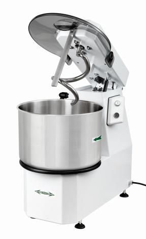 Degblandare 18 kg/22 L löstagbar kittel dim.390x670x620 mm