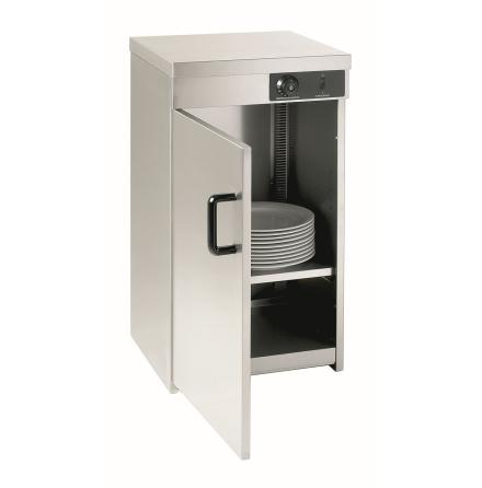 Bartscher tallriksvärmeri 1 dörr<br> 55-60 tallrikar 320 mm