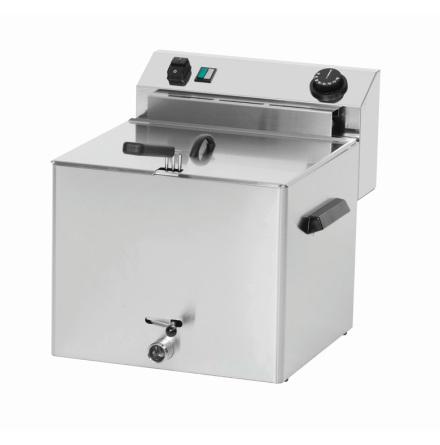 Fritös 10 L Professional 8.1 kW dim. 390x450x375 mm