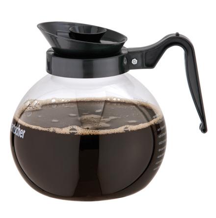 Kaffekanna glas 1,8L dim. dia. 165 mm höjd 178 mm dim. dia. 165 mm höjd 178 mm