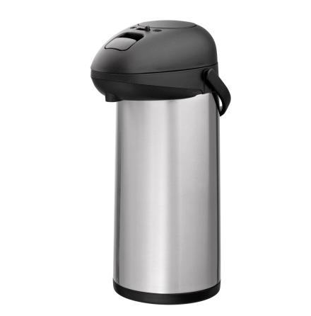 Pumptermos 5 liter rostfri