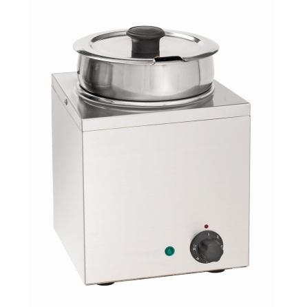 Vattenbad Hotpot, 1 x 3,5 liter dim.210x210x320 mm