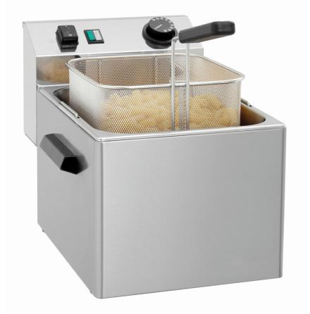 Pastakokare bänkmodell 1 bad 7 liter 305x410x315 mm