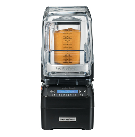 Blender HB 1 kanna 1,4 L, 2 hastigheter dämplåda dim.216x267 x470 mm