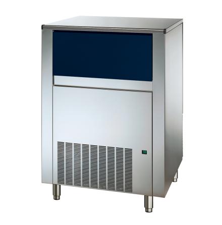 Ismaskin vatten binge: 65 kg kapacitet: 130 kg/24 h dim. 840x740x1075 mm