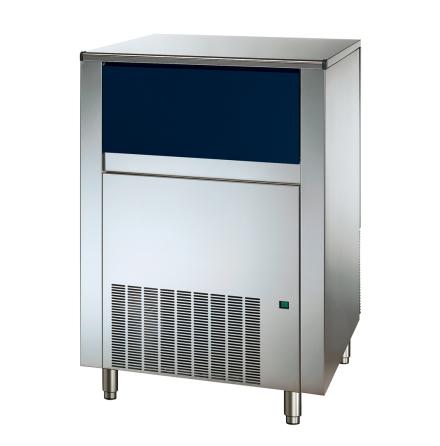 Ismaskin vatten binge: 40 kg kapacitet: 88 kg/24 h dim. 735x603x907 mm