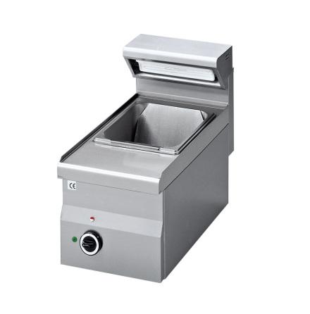 Mat/pommesvärmeri bänkmodell GN 1/2-150 dim. 300x600x280 mm