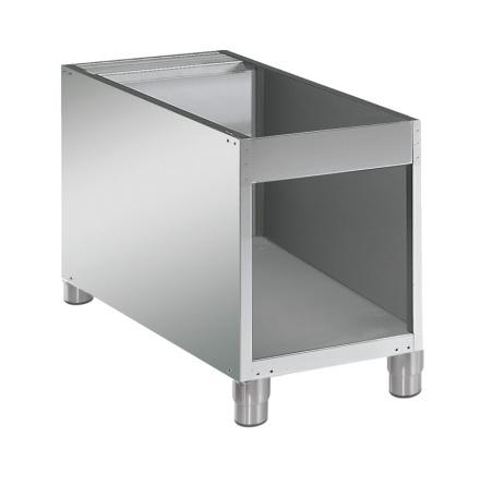 Underskåp öppet 700 moduler L = 400 mm dim. 400x730x540 mm