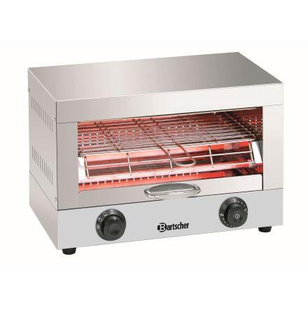 Toaster / brödrost 1.7 kW dim.440x260x290 mm
