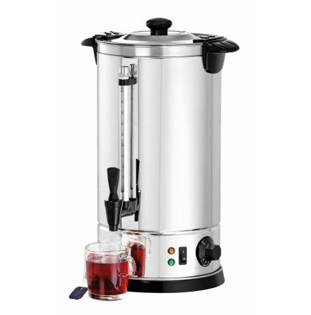 Hetvatten dispenser 8.5 Liter +30°C/+100°C dim 225x225x470 mm