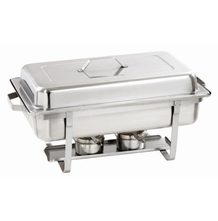 Bartscher chafing dish 1/1-100 (brännarpasta) dim.605x350x305 mm