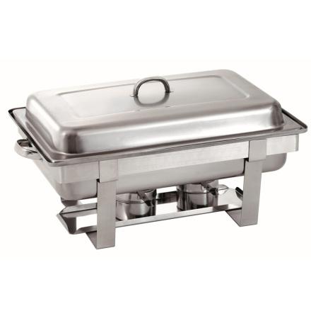 Bartscher chafing dish 1/1 GN-65 (brännarpasta) dim. 610x350x320 mm