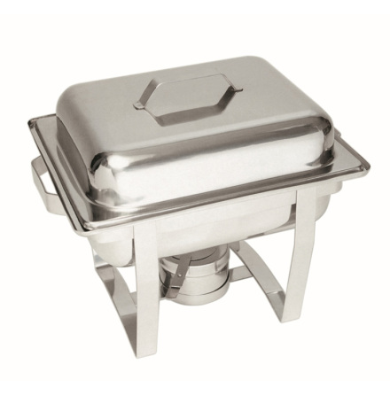 Bartscher chafing dish 1/2-65 GN (pasta) dim. 375x290x320 mm