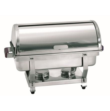 Bartscher chafing dish GN 1/1-65 rolltopp (pasta) dim. 620x350x430 mm