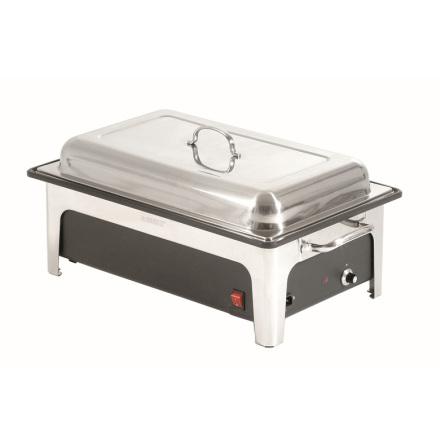 Bartscher chafing dish el 1/1-100 GN dim. 636x357x287 mm