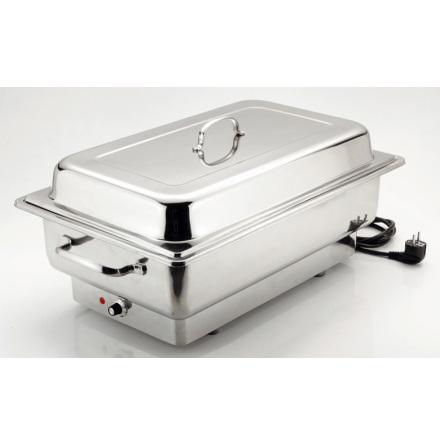 Bartscher chafing dish el 1/1-100 GN dim. 623x356x285 mm