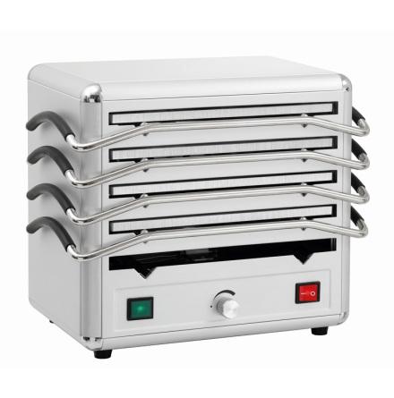 Värme rechå 5 block dim. 380x250x320 mm