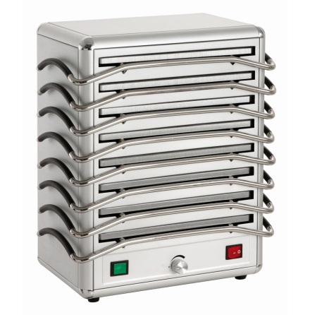 Värme rechå 8 block dim. 380x250x447 mm