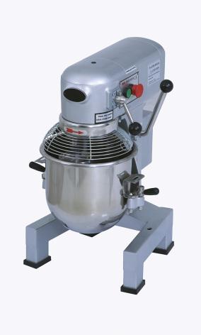 Blandningsmaskin10 liter 3 hastigheter/ 3 verktyg dim. 240x400x425 mm