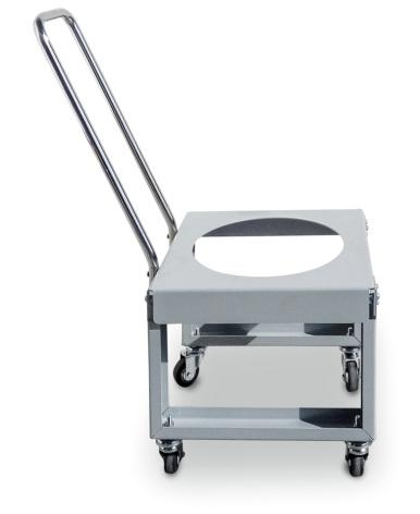 Kittelvagn för kittlar 40-60-80 liter