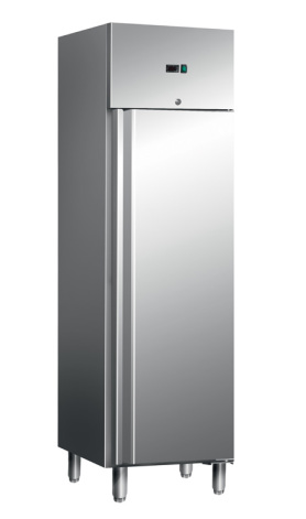 Kylskåp 500 liter GN 1/1 rostfri GN 350 TN Saro