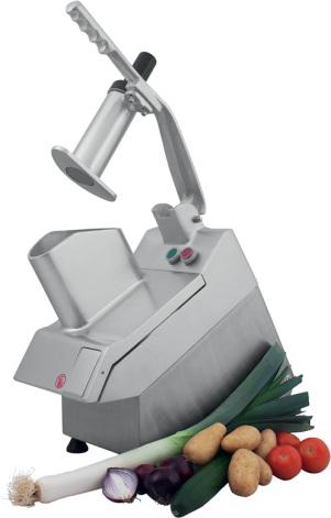 Grönssakskärare inkl. 5 st skivor CARUS dim.315x660x545 mm