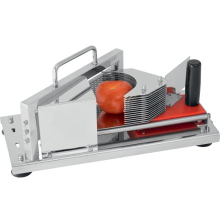Tomatskivare manuell 4 mm SEVILLA dim. 432x202x210 mm dim. 432x202x210 mm