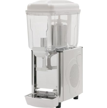 Dryckesdispenser 1 x 12 liter gul dim.230x430x640 mm