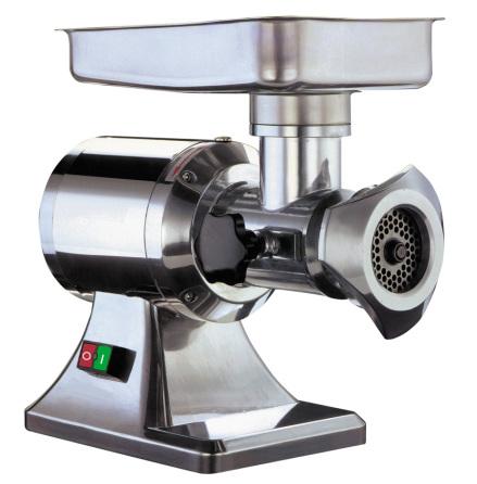 Köttkvarn 70 mm kapacitet 200 kg/h dim. 220x370x440 mm