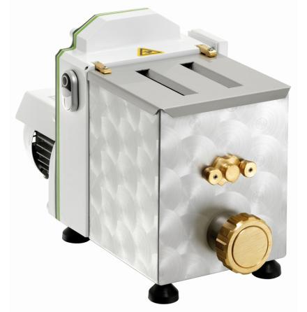 Pastamaskin kapacitet 3 kg/h dim. 250x480x460 mm
