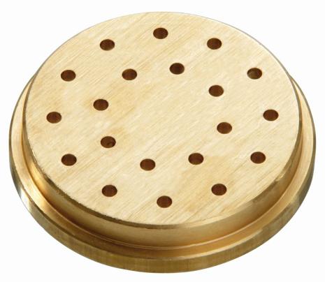 Pastamunstycke Bigoli 3 mm