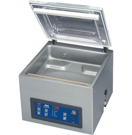 Vakuummaskin 21 m3/h SL=420 mm<br> dim. 520x480x450 mm