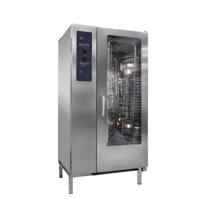 Kombiugn direkt ånga automatisk rengöring 20 x GN 1/1 dim. 929x964x1841 mm