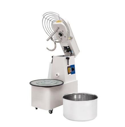 Degblandare 42 kg/48 liter, 1 hastighet timer dim. 480x805x825 mm