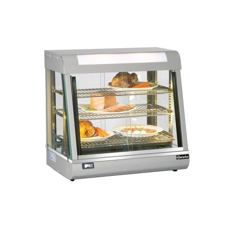 Värmedisplay Deli I +30 / +90 °C dim. 660x437x655