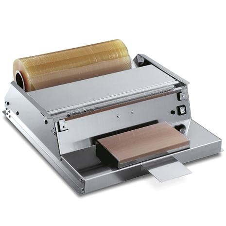 Förpackningsmaskin max 500 mm rulle dim.590x500x290 mm