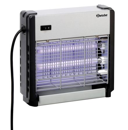 Insektdödare IV-22 vägg/bänk dim. 265x95x265 mm
