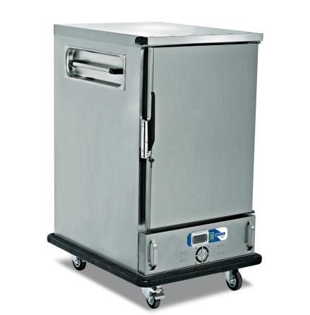 Värmeskåp mobilt 6 x GN 2/1 max 60 mm höjd 0°C/+90°C dim. 717x888 x1245 mm